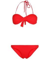 Melissa Odabash MARTINIQUE Bikini red