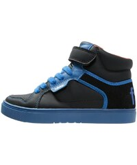 fullstop. Sneaker high black/blue