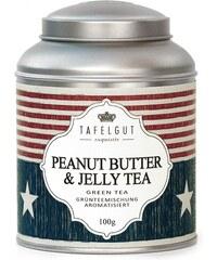 Peanut Butter & Jelly zelený čaj 30g Tafelgut
