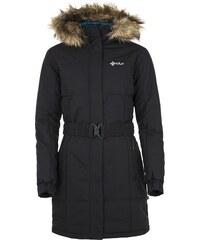 Zimní kabát dámský Kilpi KETO BLK