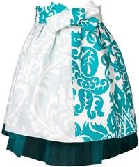 Mavia Dětská zástěra Little Princess Tulle and Blue Ornaments