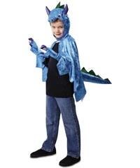 Dětský kostým Dinosaurus modrý Pro věk (roků) 3-4