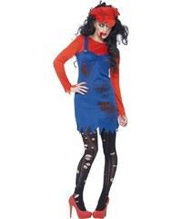 Kostým Zombie Opravářka Velikost L 44-46