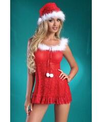 LivCo CORSETTI FASHION Vánoční kostým Christmas Bell
