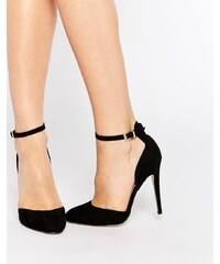 ASOS - PLAYWRIGHT - Chaussures à talons hauts - Noir