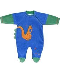 Schnizler Baby - Jungen Schlafstrampler Schlafanzug Nicki Drache