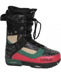 Pánské boty na snowboard Celsius Climate trad-lace 44