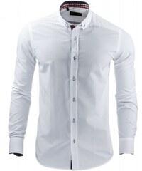 Pánská košile Otex bilá - bílá