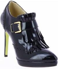 Zaza Pata Dámská obuv s podpatkem L3812-1-BLACK