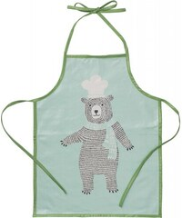 Bloomingville Dětská nepromokavá zástěra Bear