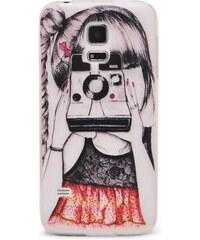 Epico Girl with a Camera Obal na Samsung Galaxy S5 mini