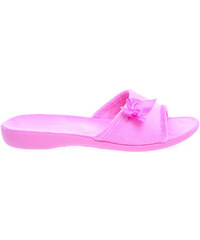 Befado domácí pantofle 300D026 růžové