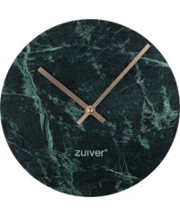 Zuiver Hodiny Marble Time green