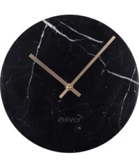 Zuiver Hodiny Marble Time black