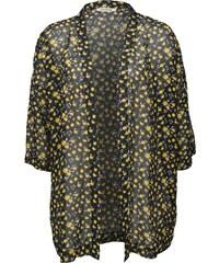 EDITED The Label Floral gemusterter Chiffon Kimono Cheyenne