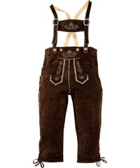 COUNTRY LINE Lederhose traditionelle Stickerei