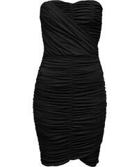 EDITED The Label Trägerloses Kleid aus Viskose Joy