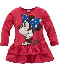 DISNEY Jerseykleid mit Minnie Mouse Druck
