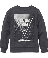 H.I.S JEANS Sweatshirt mit grossem Fotodruck