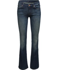 7 For All Mankind Bootcut Jeans mit Waschung