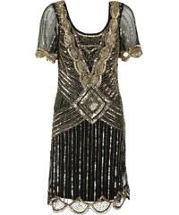 Frock and Frill AUDREY Cocktailkleid / festliches Kleid black/gold