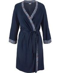 MARIE CLAIRE Traumhafter Kimono Mit Stilvollem Ornament druck Aus Weich Flieender Viskose