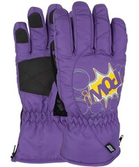 snb rukavice POW - Grom Glove Purple (PU)