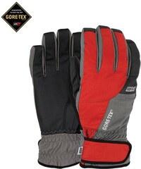snb rukavice POW - Warner GTX® Short Glove Red (RD)