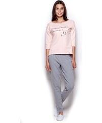 FIGL Dámské kalhoty M305 grey