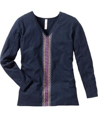 Sheego Trend Langarmshirt