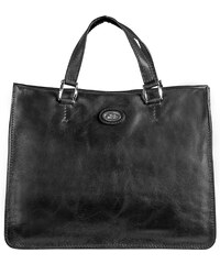 The Bridge Leder Handtasche Saddlery Donna