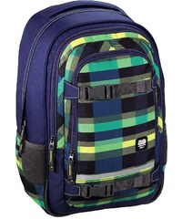 All Out Rucksack Selby, Summer Check Green