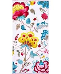 PIP STUDIO Badetuch Studio Floral Fantasy mit großen Blüten weiß 1xBadetuch 70x140 cm