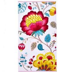 PIP STUDIO Handtücher Studio Floral Fantasy mit großen Blüten weiß 2xHandtücher 55x100 cm