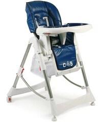 CHIC4BABY CHIC4BABY Hochstuhl mit verstellbarer Sitzposition Enjoy blau