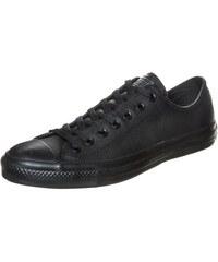Converse Chuck Taylor All Star OX Leather Sneaker schwarz 10.0 US - 44.0 EU,10.5 US - 44.5 EU,11.0 US - 45.0 EU,11.5 US - 46.0 EU,12.0 US - 46.5 EU,3.5 US - 36.0 EU,4.0 US - 36.5 EU,4.5 US - 37.0 EU