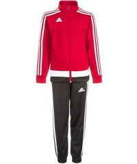 Set: Tiro 15 Polyesteranzug Kinder adidas Performance rot 116,128,140,152,164
