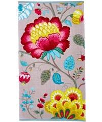 Handtücher Studio Floral Fantasy mit großen Blüten PIP STUDIO grün 2xHandtücher 55x100 cm