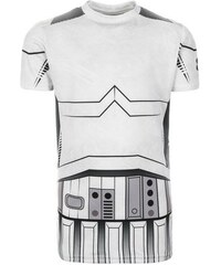 UNDER ARMOUR UNDER ARMOUR HeatGear Alter Ego Storm Trooper Trainingsshirt Kinder weiß YLG - 152,YSM - 128,YXL - 164