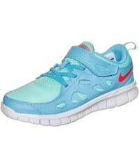 NIKE SPORTSWEAR Sportswear Free Run 2.0 Sneaker Kinder blau 3.0Y US - 35.0 EU