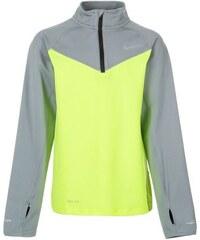 Nike Element Halfzip Laufshirt Kinder grün L - 147/158 cm,M - 137/147 cm,S - 128/137 cm,XL - 158/170 cm