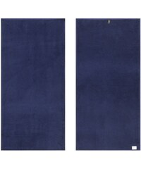 Vossen Saunatuch New Generation große Farbauswahl blau 1xSaunatuch 100x150 cm