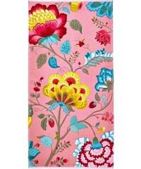 Badetuch Studio Floral Fantasy mit großen Blüten PIP STUDIO rosa 1xBadetuch 70x140 cm