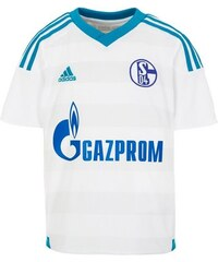 FC Schalke 04 Trikot Away 2016/2017 Kinder adidas Performance weiß 128,140,152,164,176