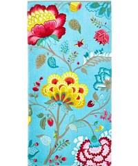 PIP STUDIO Badetuch Studio Floral Fantasy mit großen Blüten grün 1xBadetuch 70x140 cm