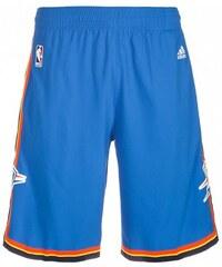 adidas Performance Oklahoma City Thunder Swingman Basketballshort Herren blau L - 54,M - 50,S - 46