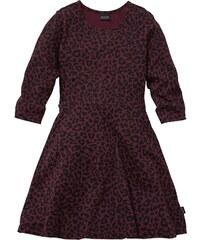 ARIZONA Jerseykleid mit Leopardendruck für Mädchen
