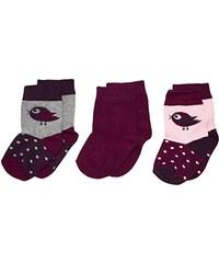 Melton Baby - Mädchen Socken 600072, 3er Pack