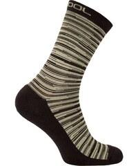 Sportovní ponožky Falco - Hnědá 35-38