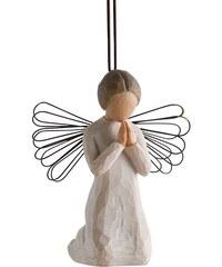 Willow Tree - Anděl modlitby - závěsný